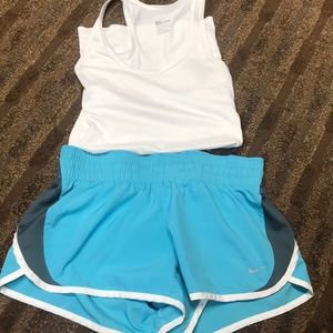 Nike workout set